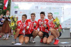 Switzerland, WOC2018 sprint relay, Diego Baratti (7)