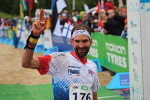 Thierry Guergiou (FRA), 1st, WOC2017 long distance