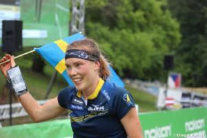Tove Alexandersson(SWE),  Long ,WOC 2018  (7)