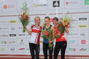 Women podium Long ,WOC 2018  (2)